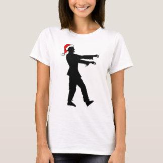 Zombie in a Winter Wonderland T-Shirt