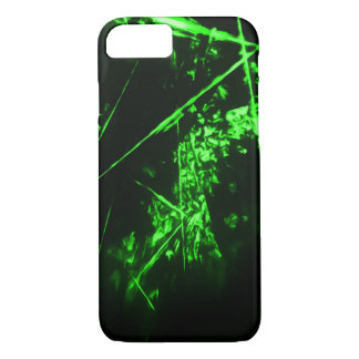 Zombie Inside Grunge Art iPhone 7 Case