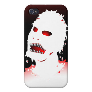 Zombie iPHONE4 case 4a iPhone 4/4S Cases