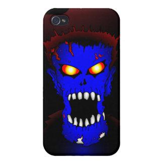 Zombie iPHONE4 case 6 iPhone 4/4S Cases