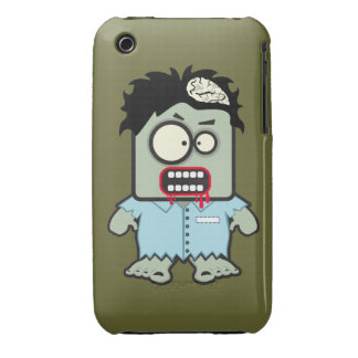 Zombie iPhone 3 Covers