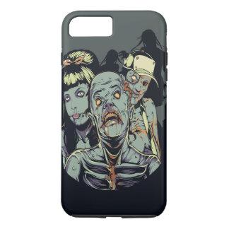 Zombie iPhone 7 plus tough case