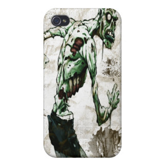 zombie iPhone 4 covers