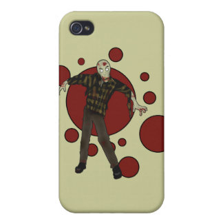 Zombie Cover For iPhone 4