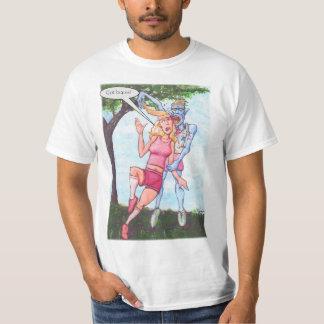 Zombie Jogger Tee Shirt