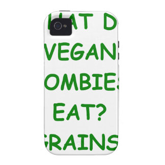 zombie joke case for the iPhone 4
