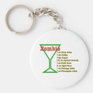 Zombie Key Chain