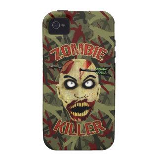 Zombie Killer Hunter Edition iPhone 4 Case