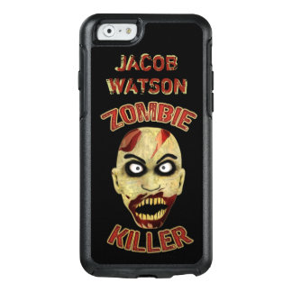 Zombie Killer Name template OtterBox iPhone 6/6s Case