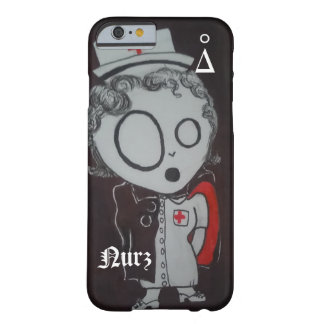 Zombie Killerz Nurz Barely There iPhone 6 Case