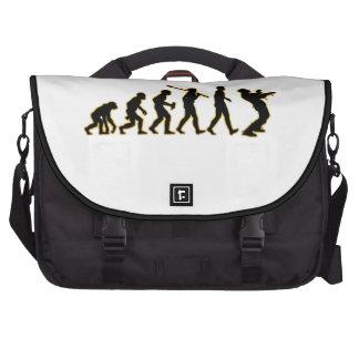 Zombie Laptop Messenger Bag