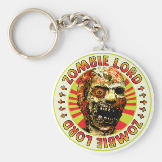 Zombie Lord Key Chain