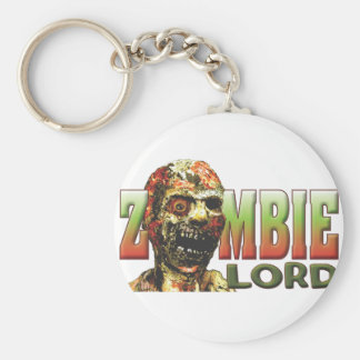 Zombie Lord Keychains