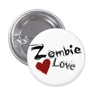 Zombie Love Mini Buttons
