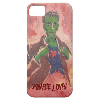 ZOMBIE LOVIN CASE FOR THE iPhone 5