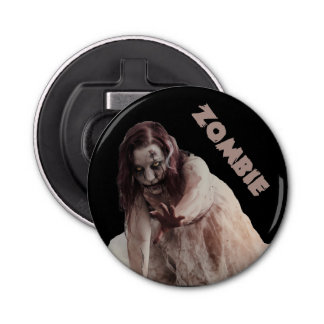 Zombie married bottle opener