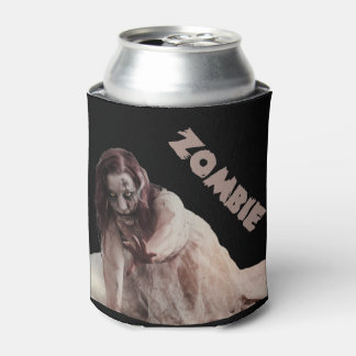 Zombie married can cooler