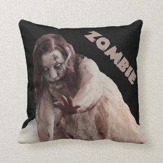 Zombie married cushion