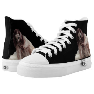 Zombie married high tops