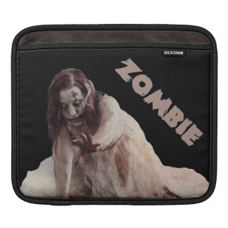 Zombie married iPad sleeve