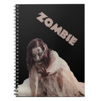 Zombie married notebook