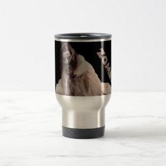 Zombie married travel mug