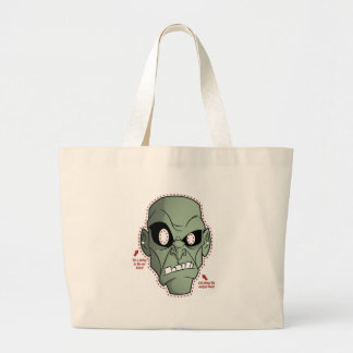 Zombie Mask Bags