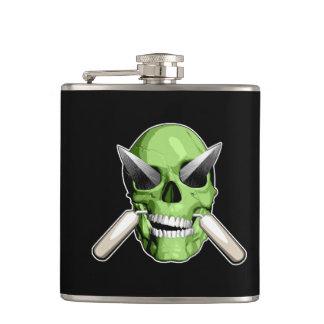 Zombie Mason Flasks