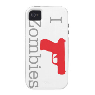Zombie Mated iPhone 4/4S Cases