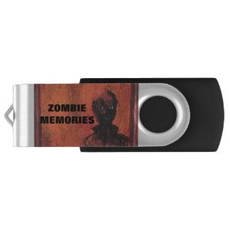 ZOMBIE MEMORIES FLASH DRIVE by Jetpackcorps