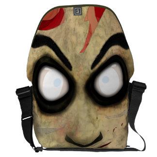 Zombie Messenger Bags