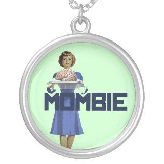 Zombie Mom Pendant