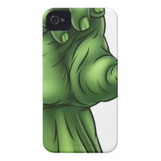 Zombie Monster Halloween Hand Case-Mate iPhone 4 Cases