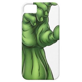 Zombie Monster Halloween Hand iPhone 5 Covers