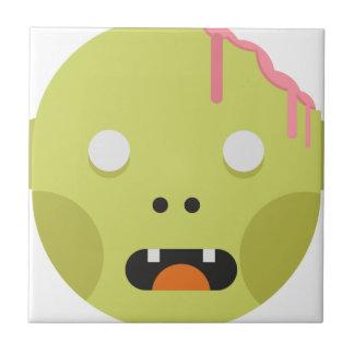 Zombie Monster Head Tile