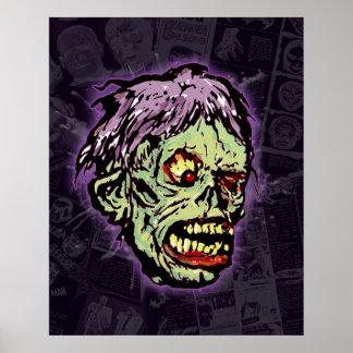 Zombie Monster (shock) Poster