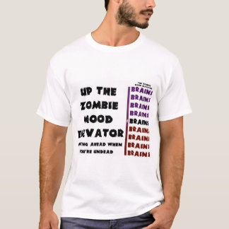 Zombie Mood Elevator T-Shirt