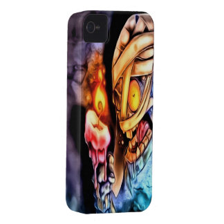 Zombie Mummy iPhone 4/4s Mate ID Case iPhone 4 Cover