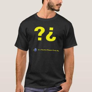 Zombie Mystery Box T-shirt