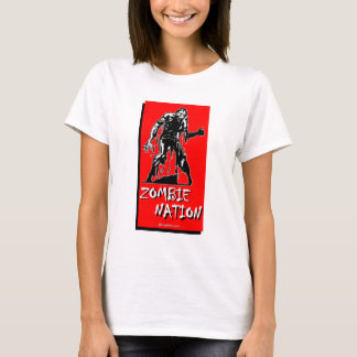 Zombie Nation T-shirt