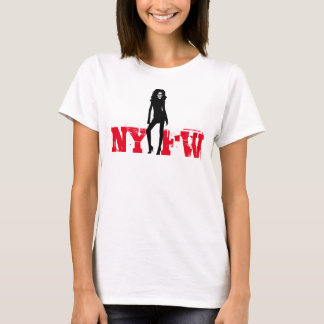 Zombie New York Fashion Week T-Shirt