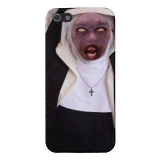 Zombie Nun iPhone 5 Cases