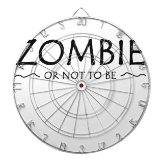 Zombie or not to be dartboard