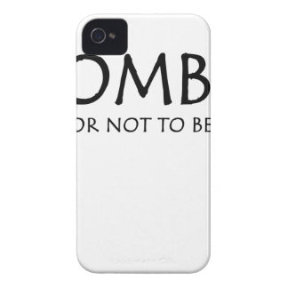 Zombie or not to be iPhone 4 covers