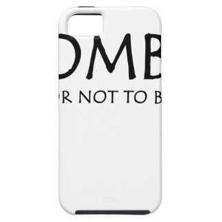 Zombie or not to be iPhone 5 case