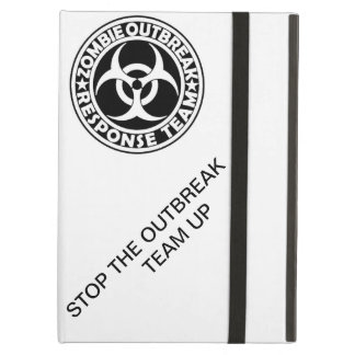 Zombie Outbreak Case For iPad Air