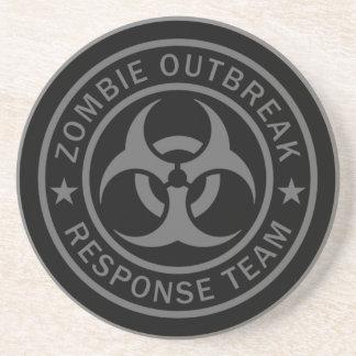 Zombie Outbreak Response Team Coaster