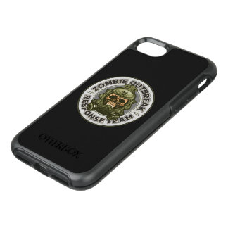 Zombie Outbreak Response Team OtterBox Symmetry iPhone 8/7 Case