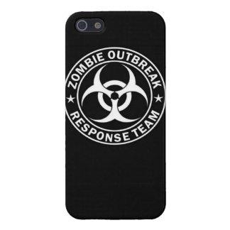 Zombie outbreak response team zombie dead undead c case for iPhone 5/5S