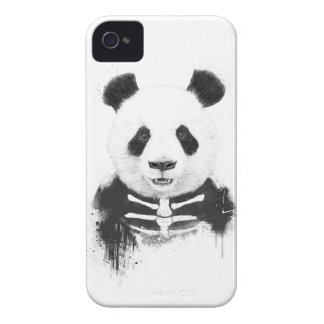 Zombie panda Case-Mate iPhone 4 case